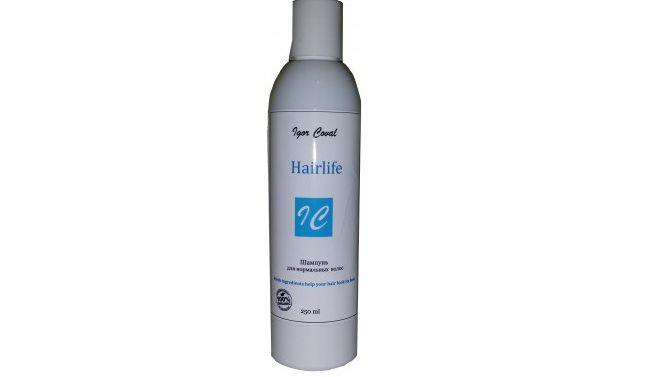 Шампунь Hairlife востанавливающий для нормальных волос