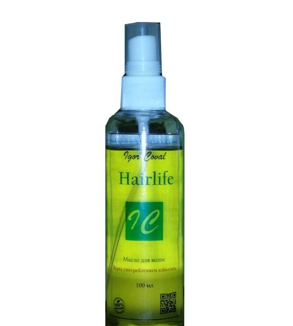 Масло для восстановления и лечения волос Hairlife Igor Coval