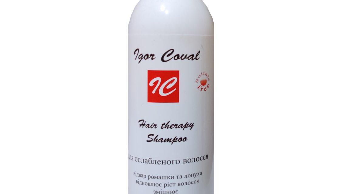 Шампунь Igor Coval  для ослабленных волос с лечебным эффектом